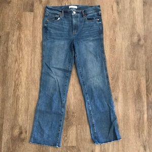 Ann Taylor LOFT Vintage Straight Jeans